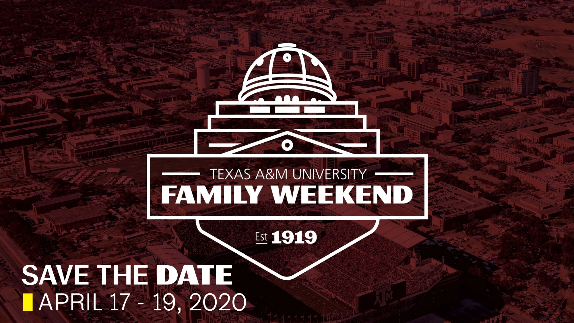 Family Weekend – Texas A&m University