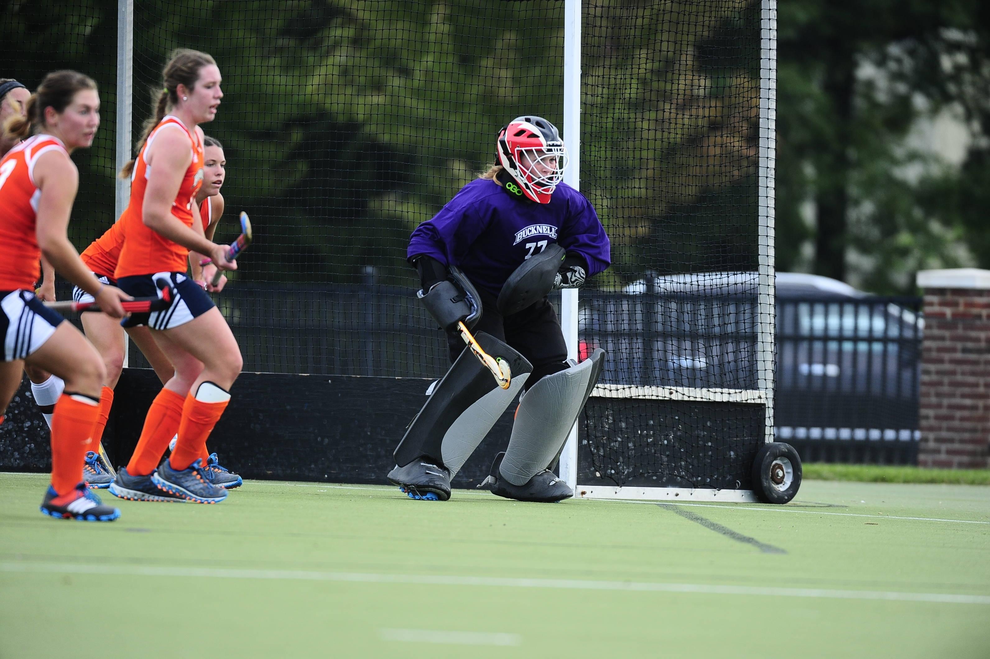 Field Hockey Hosts American In Patriot League Opener On