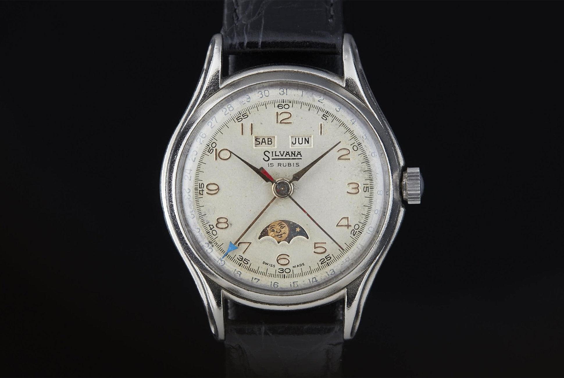 Found: 3 Vintage Triple Date Calendar Watches - Gear Patrol