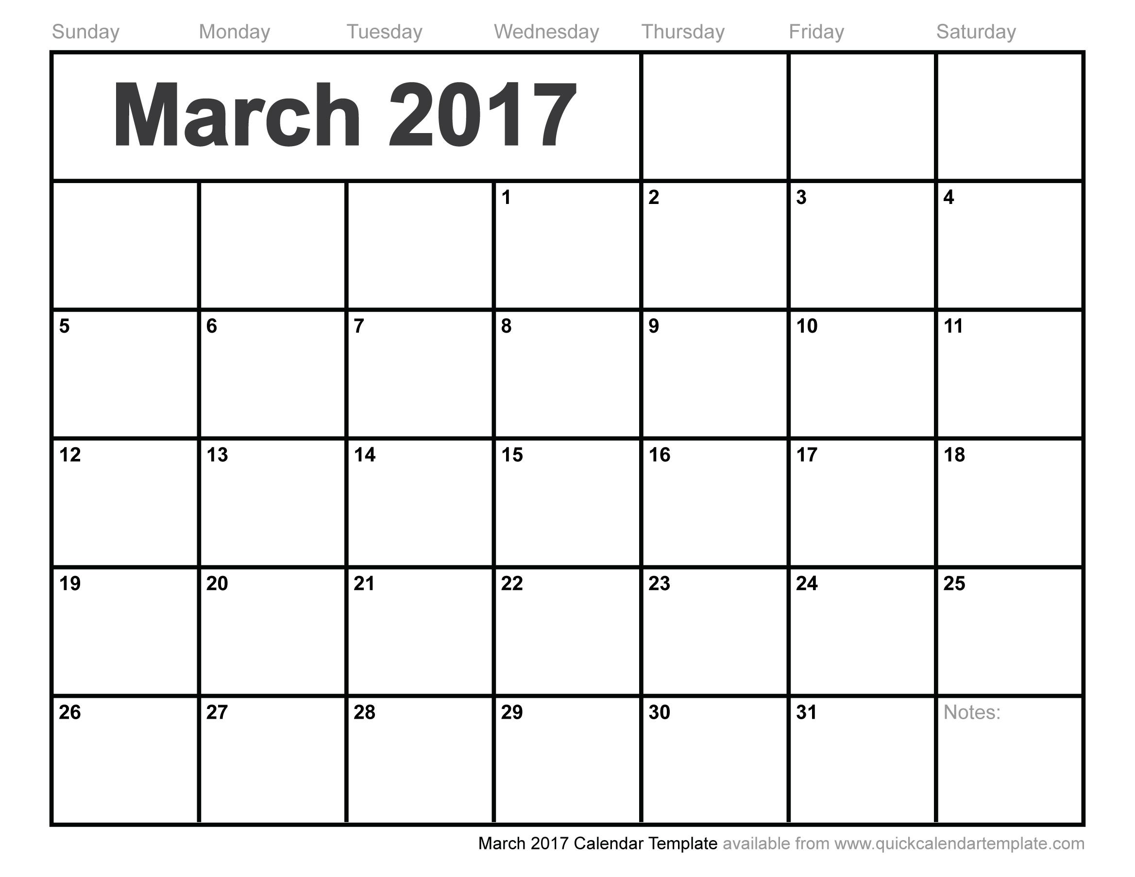 Free-Blank-Printable-March-2017-Calendar-Template