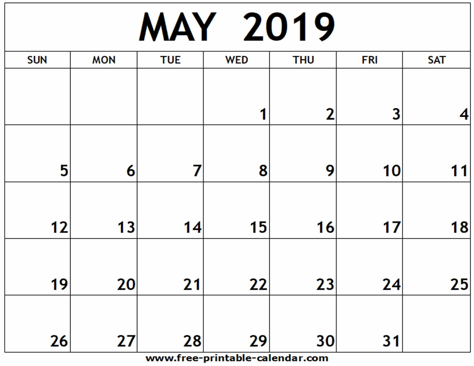Free Printable Calandars Calendars 2019 Portrait 2018 June