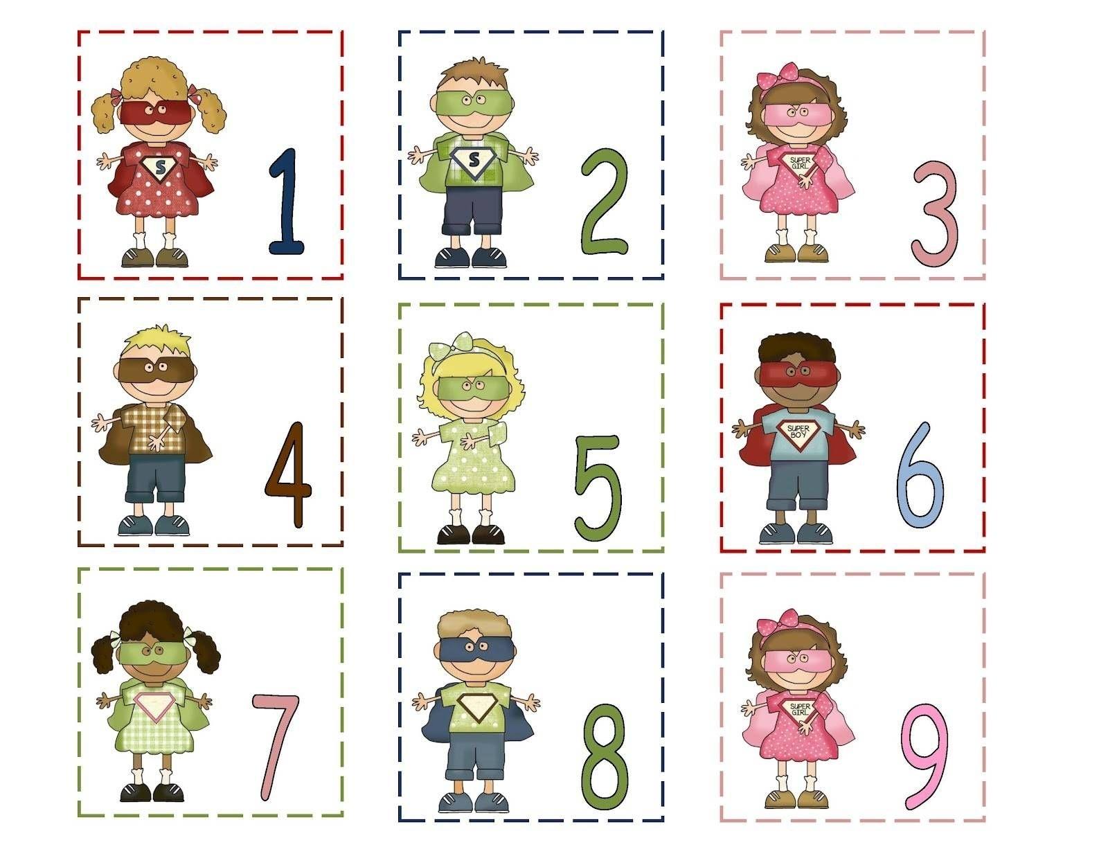Free Printable Calendar Numbers 1-31 | Calendar Numbers