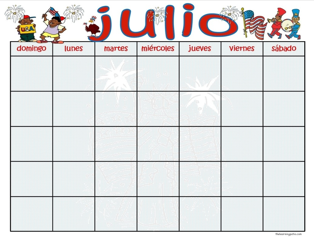 Free Spanish Calendar Cliparts, Download Free Clip Art, Free