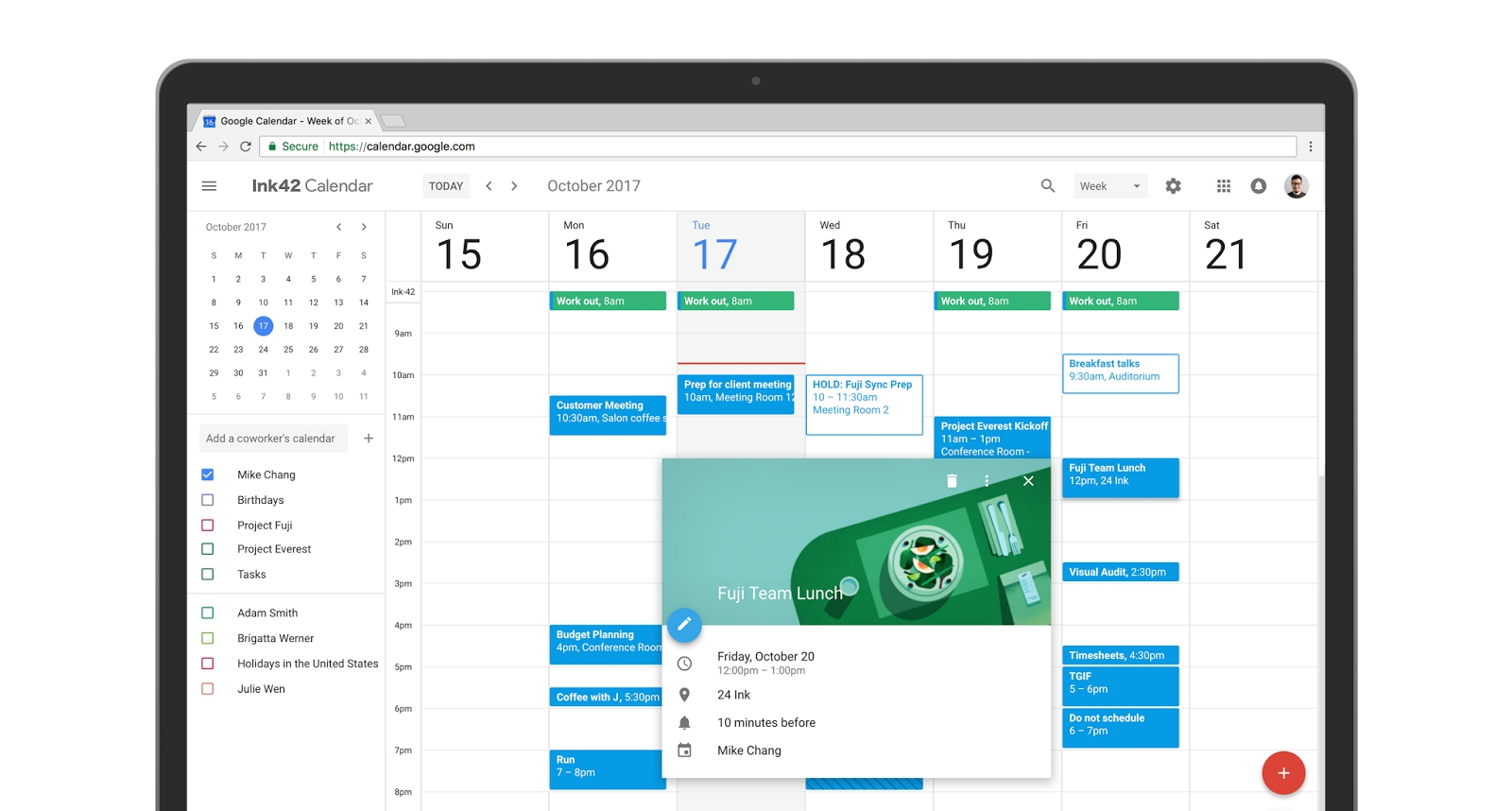 G Suite Updates Blog: Time For A Refresh: Meet The New