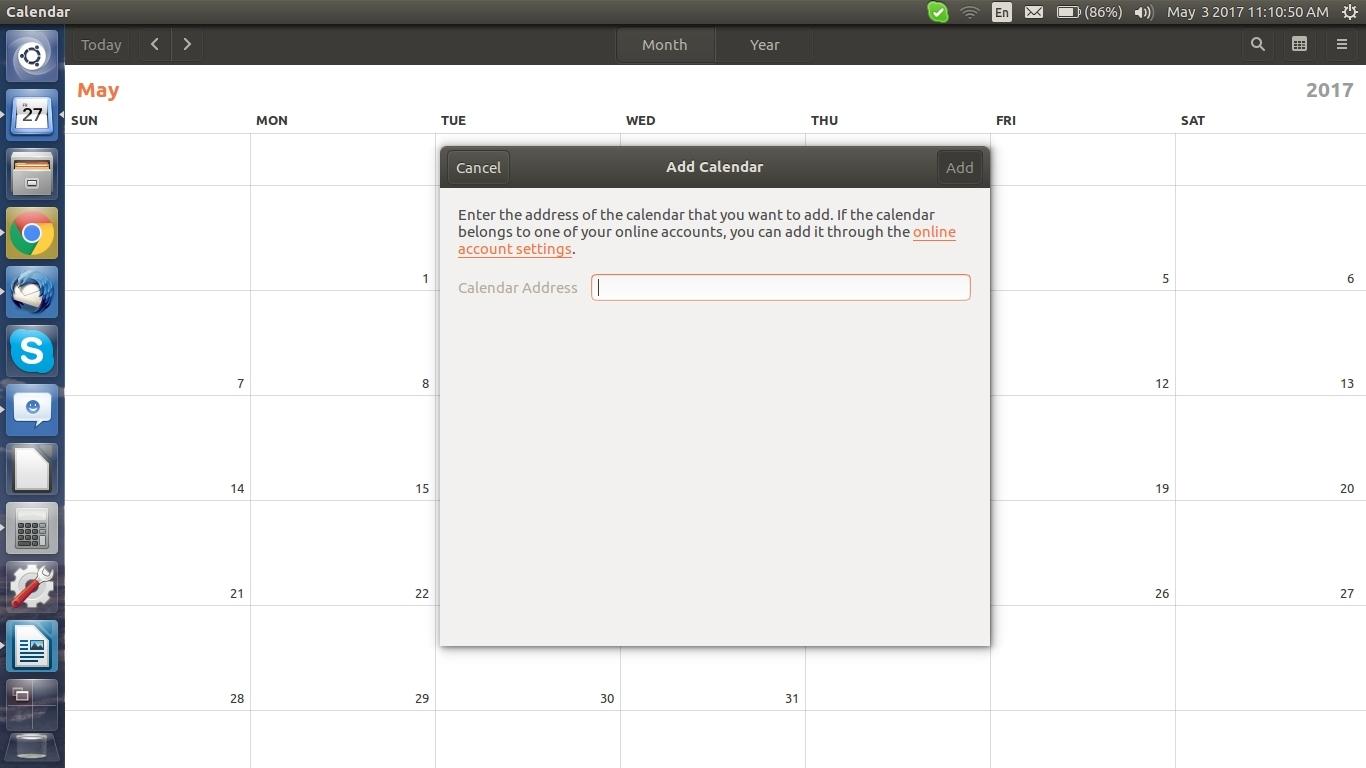 Gnome 3 Calendar Week Start Monday | Igotlockedout