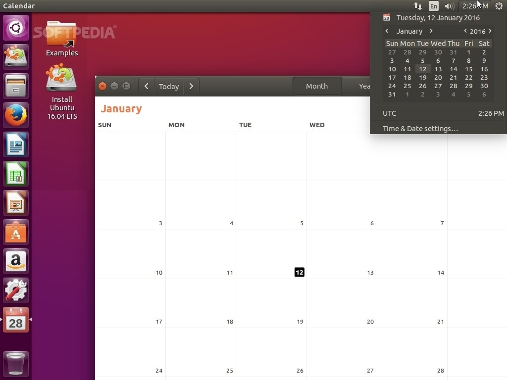Gnome Calendar Just Landed In Ubuntu 16.04 Daily Build