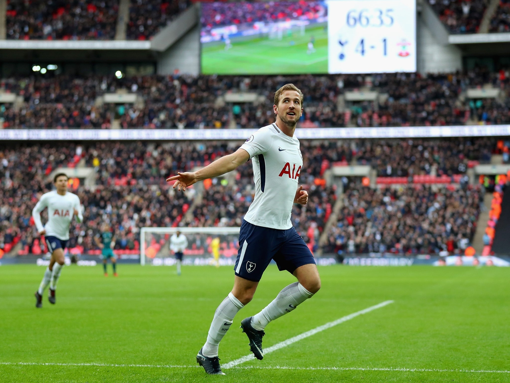 Harry Kane Makes History As Europe's Top Goalscorer As