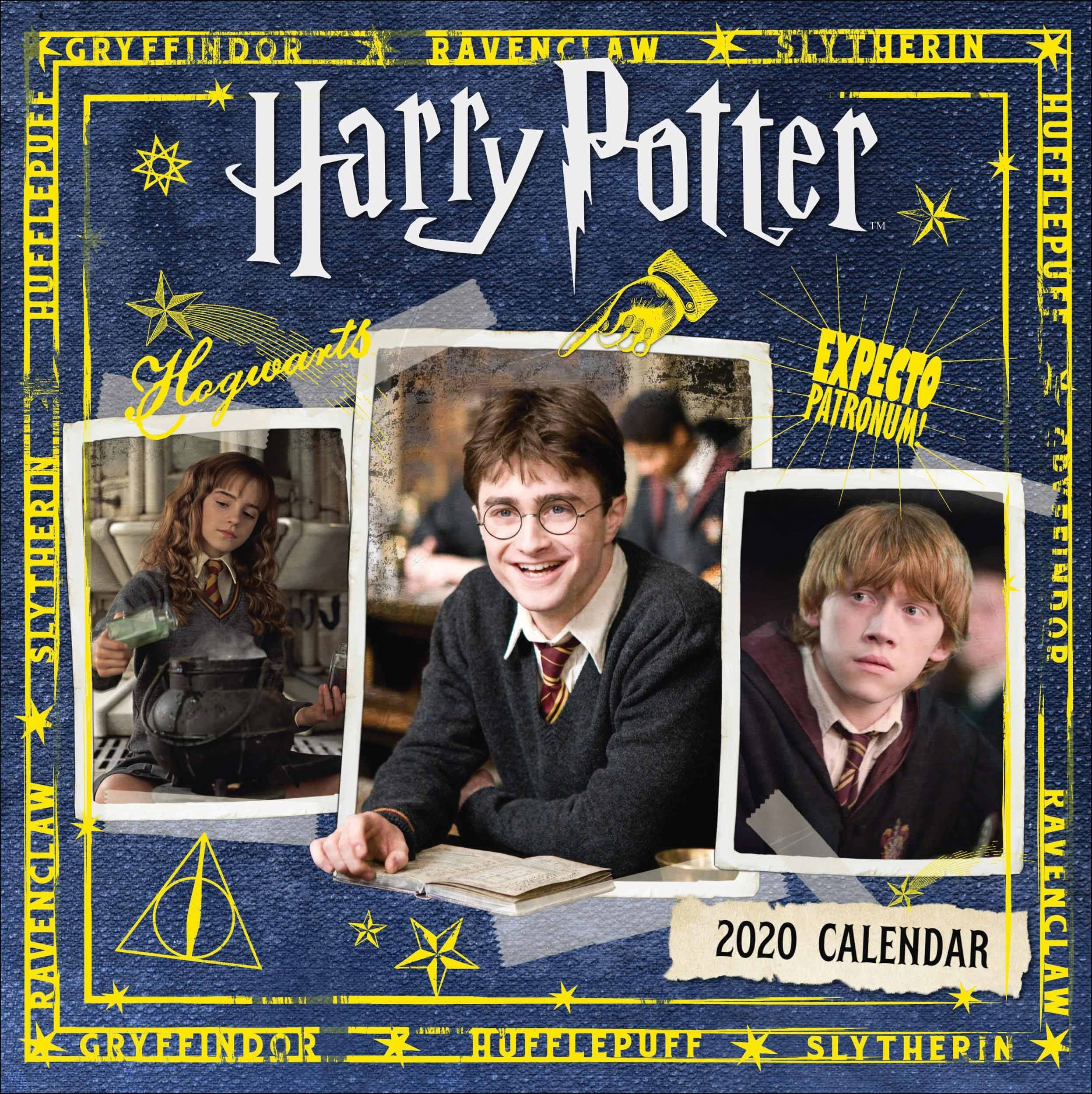 Harry Potter Official Calendar 2020