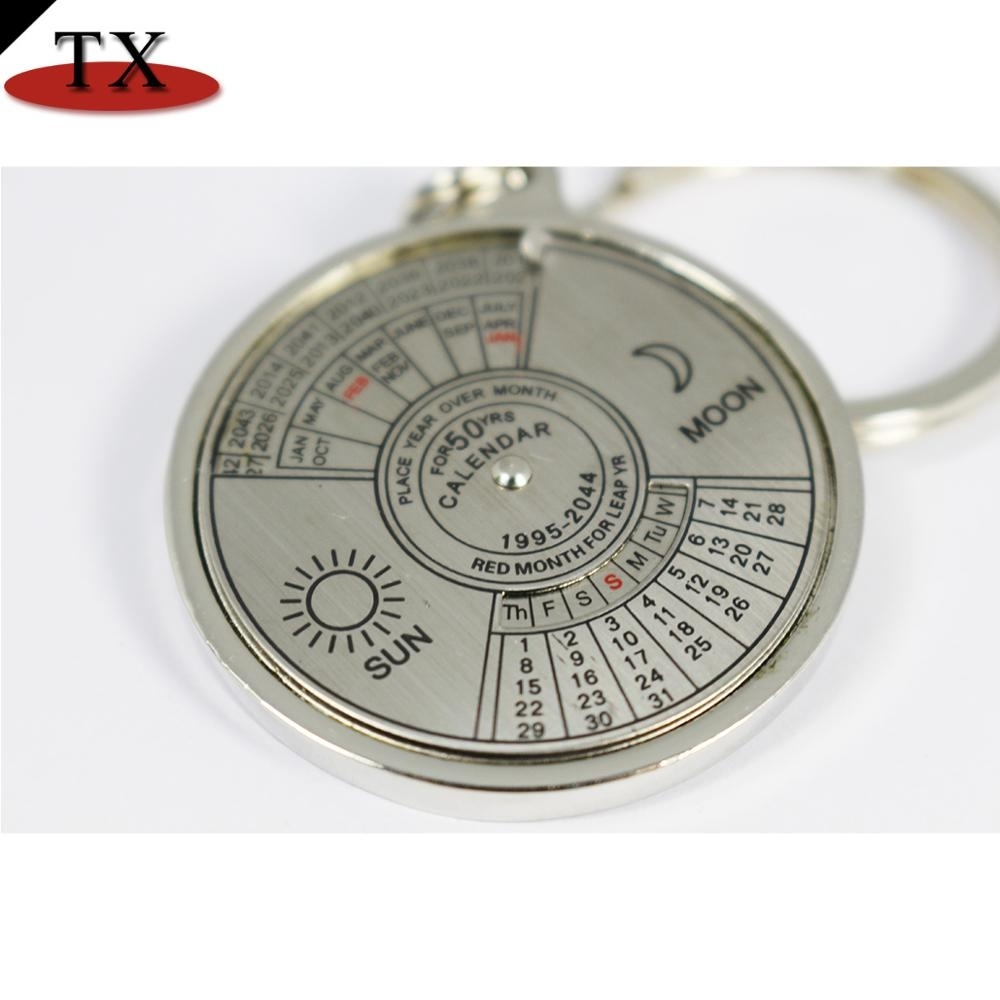 High Quality Wholesale 50 Years Perpetual Metal Calendar Keychain - Buy  Wholesale 50 Years Perpetual Keychain,high Quality 50-Year Metal Calendar