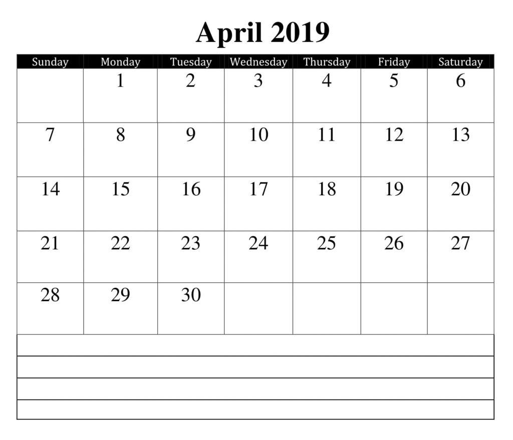 Home - Print Calendar