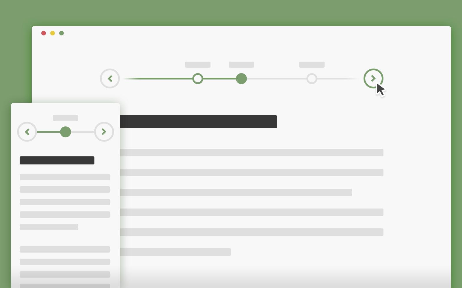 Horizontal Timeline | Timeline Design, Timeline, Web Design