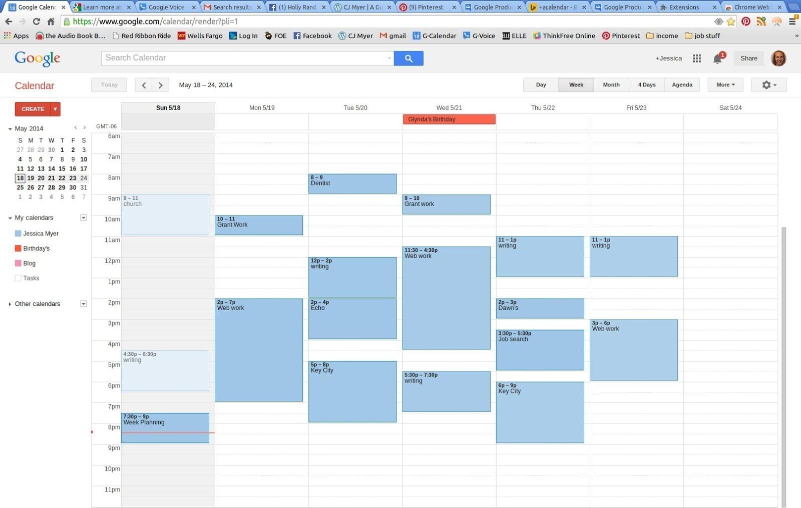 How To Display Description - Kalendár Pomocník