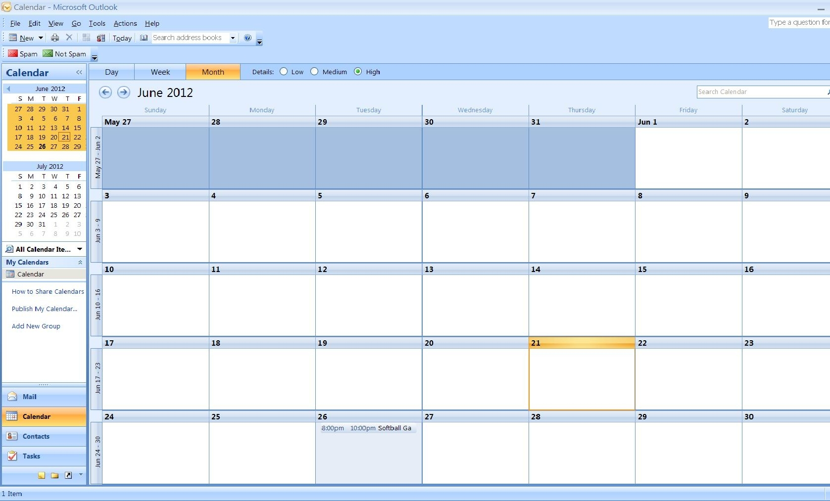 How To Import A Calendar From Excel To Outlook | Turbofuture