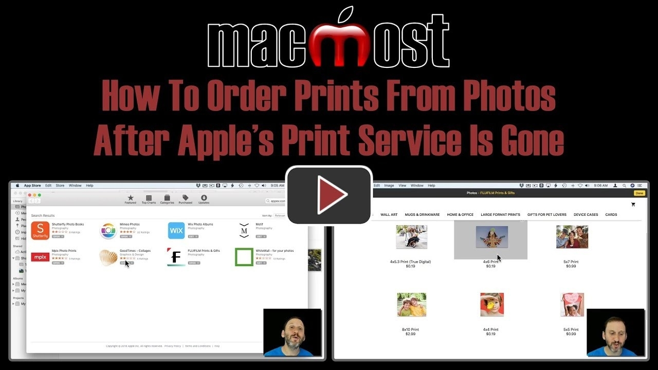 How To Order Prints From Photos After Apple's Print Service