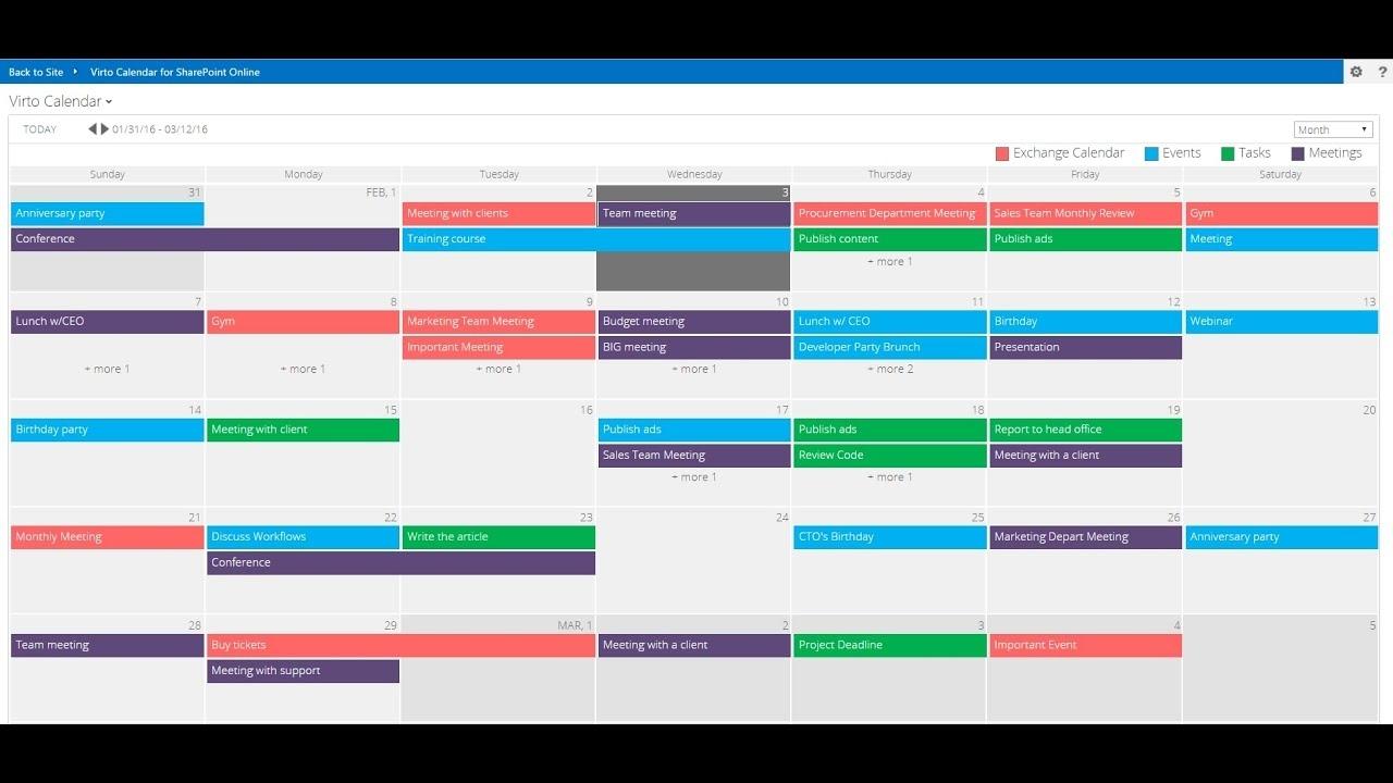 How To Publish Office 365 Calendar. Office 365 Calendar
