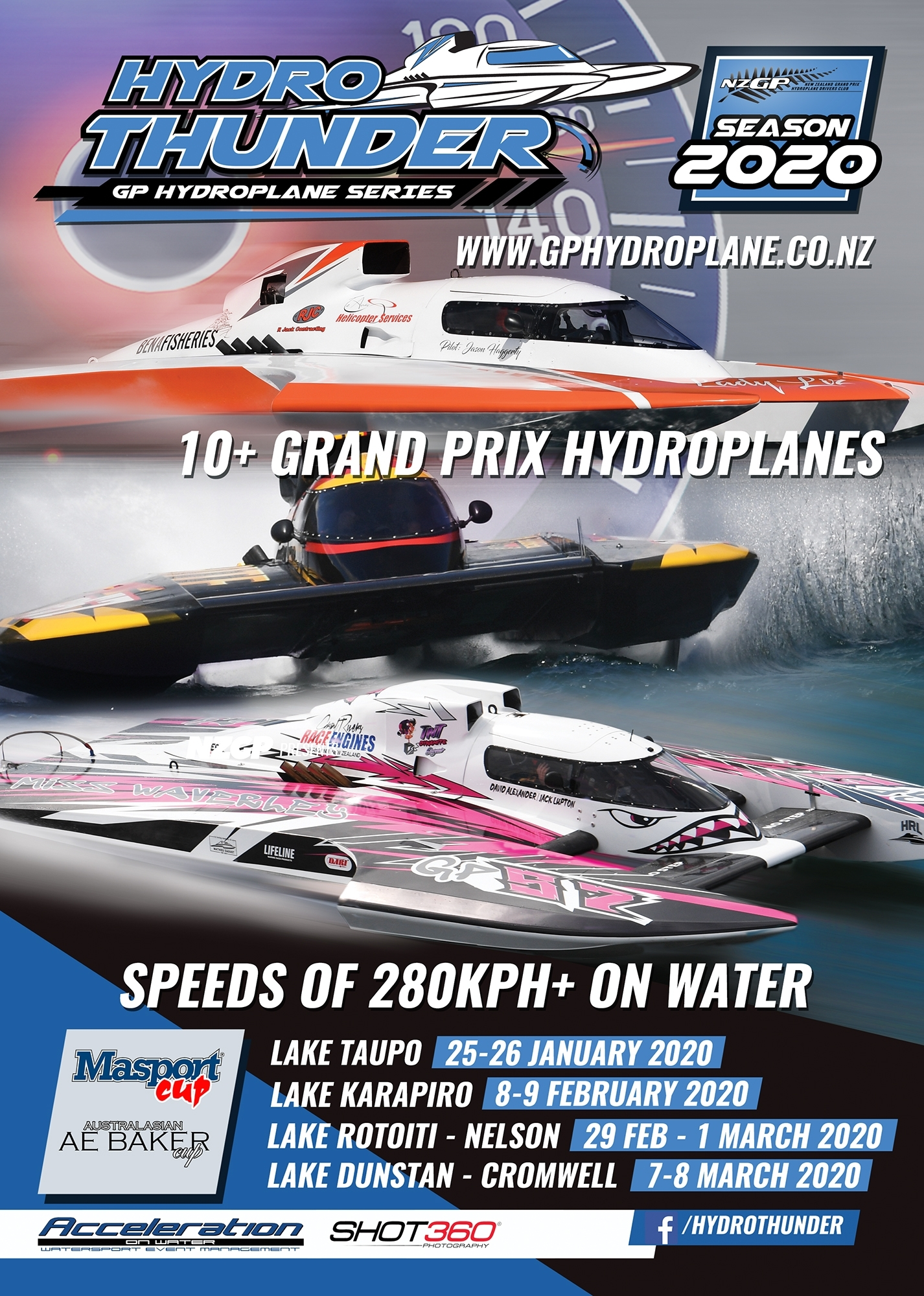 Hydro Thunder   Nzgp