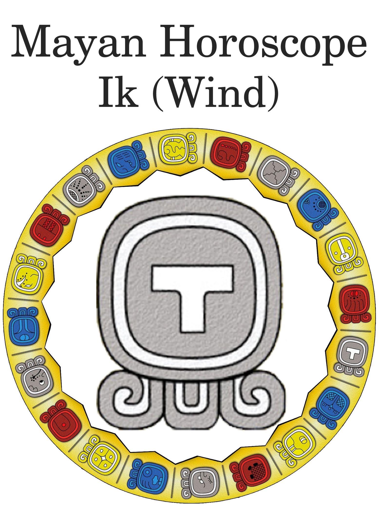 Ik (Wind) – Mayan Horoscope | Mayan Astrology, Horoscope