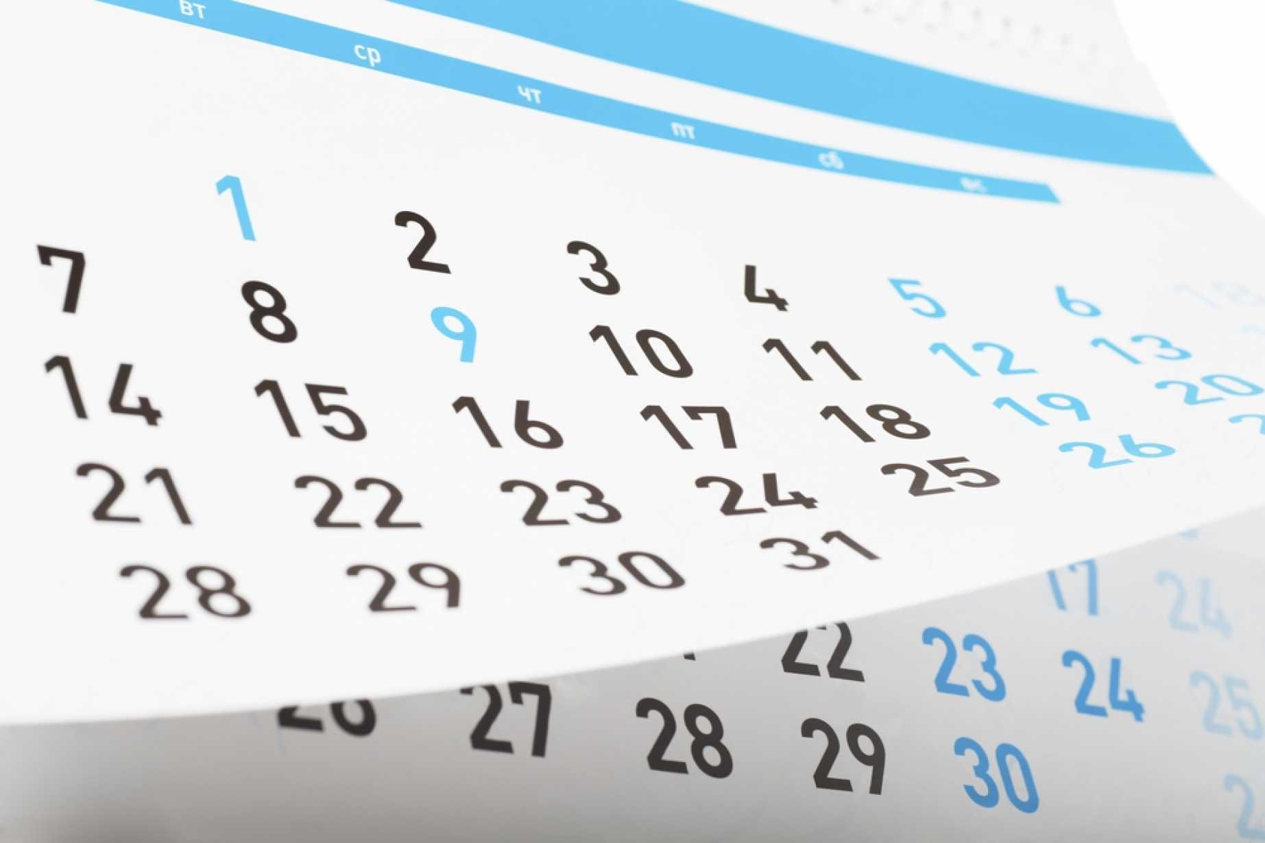 Important Economic News Calendar: November 25 – November 29