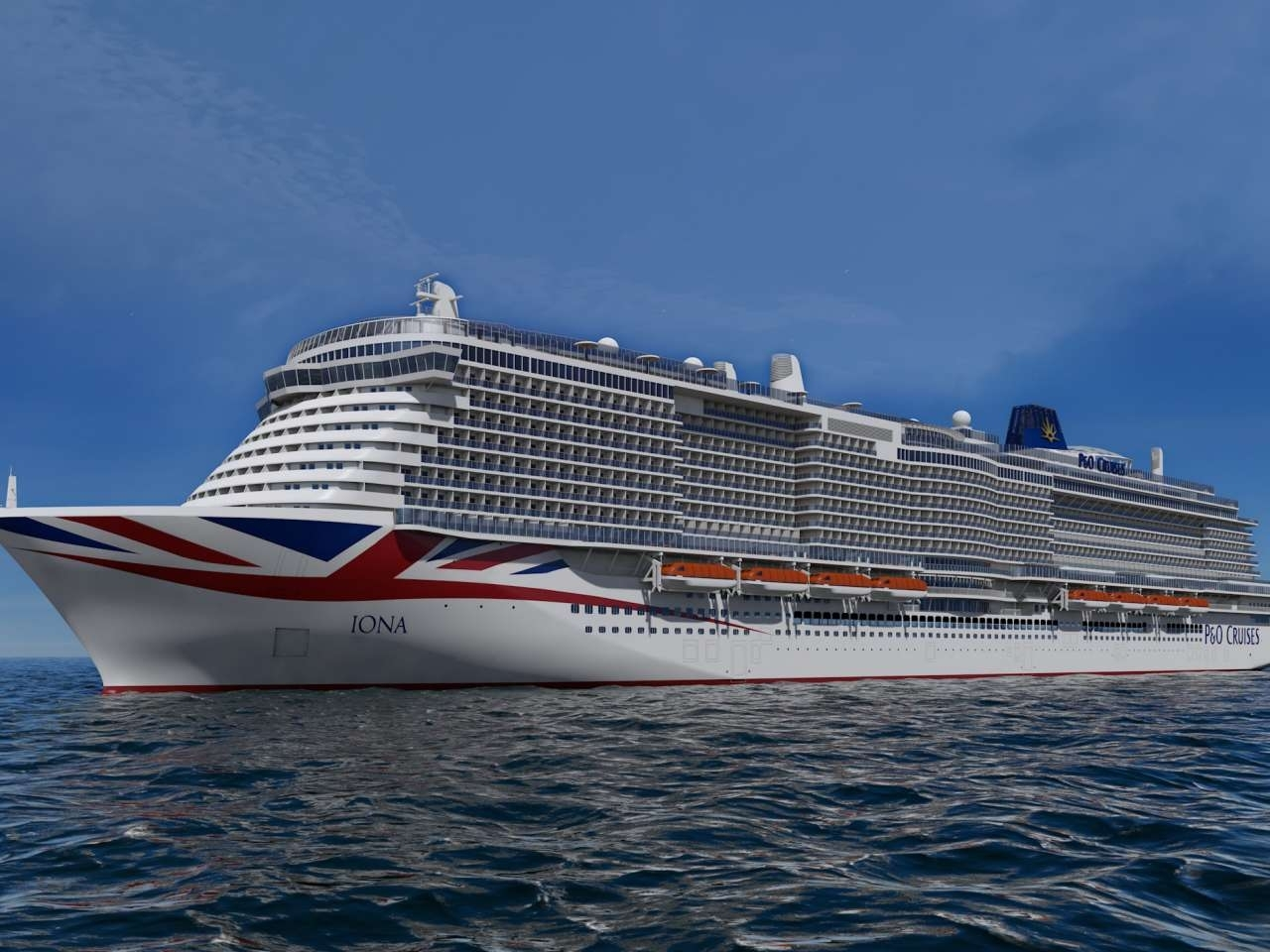 Iona Cruise Ship & Cruise Deals | P&o Cruises