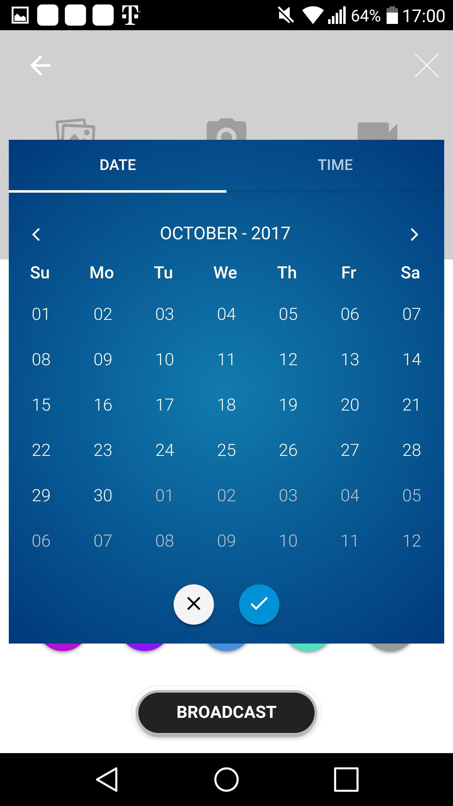 Ionic2-Calendar - Ionic Marketplace