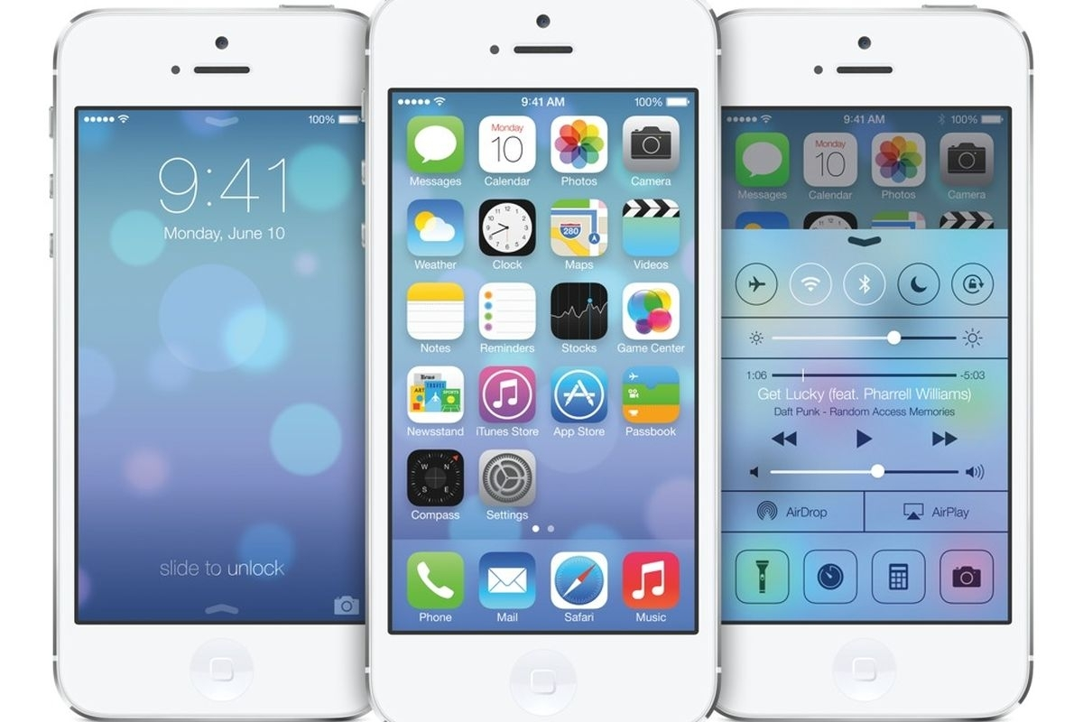 Ios 7 Will Come To Iphones And Ipads On September 18Th - The