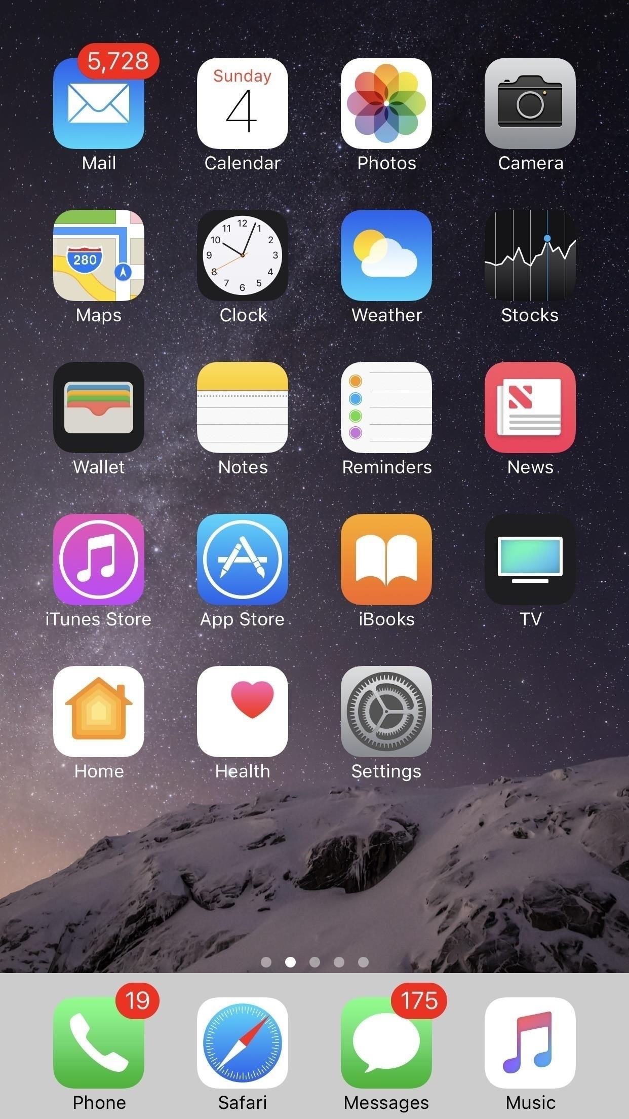 Iphone 5 Calendar Icon Missing • Printable Blank Calendar