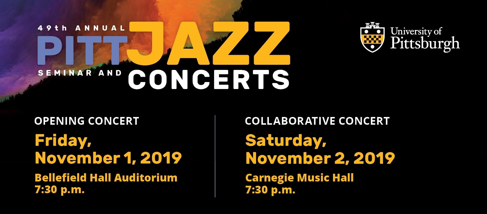 Jazz Seminar And Concert | Department Of Music | University