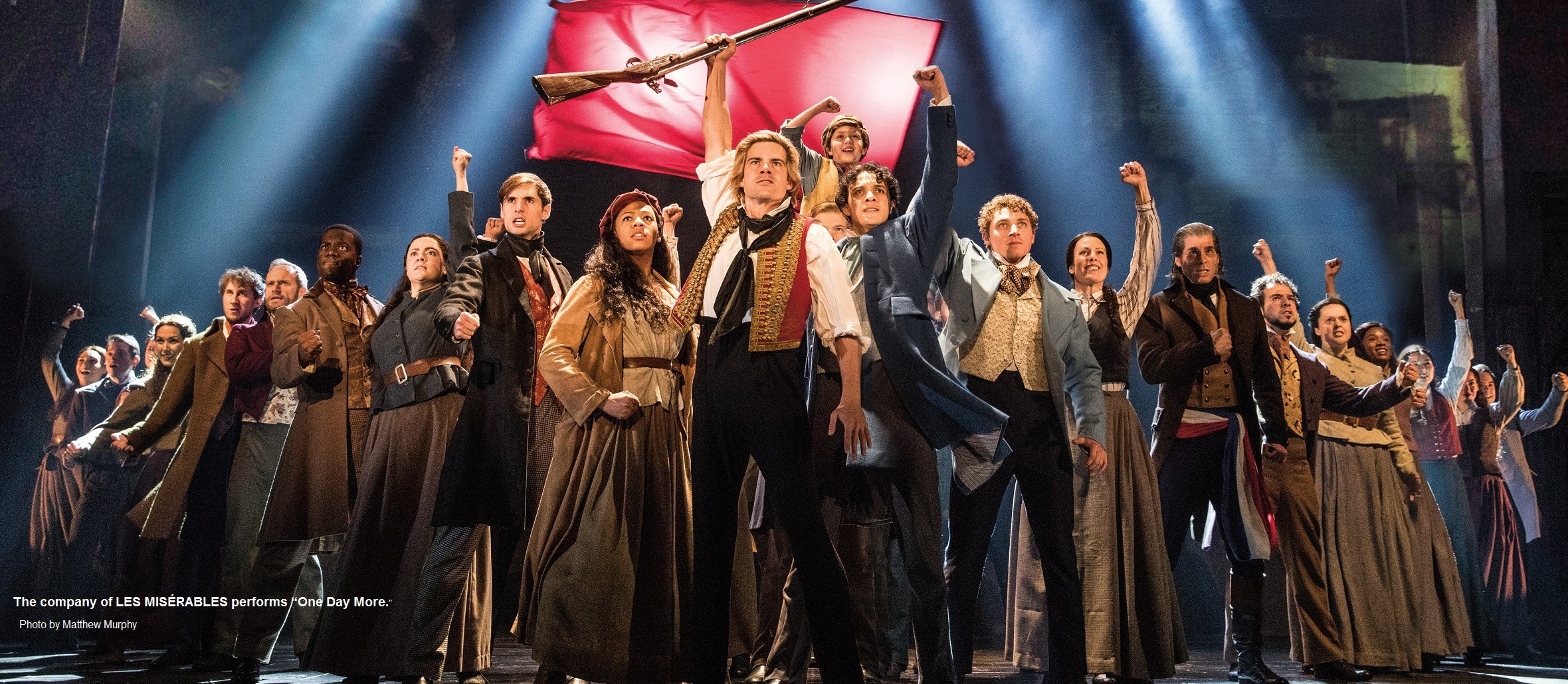Les Misérables | Barbara B. Mann - Performing Arts Hall