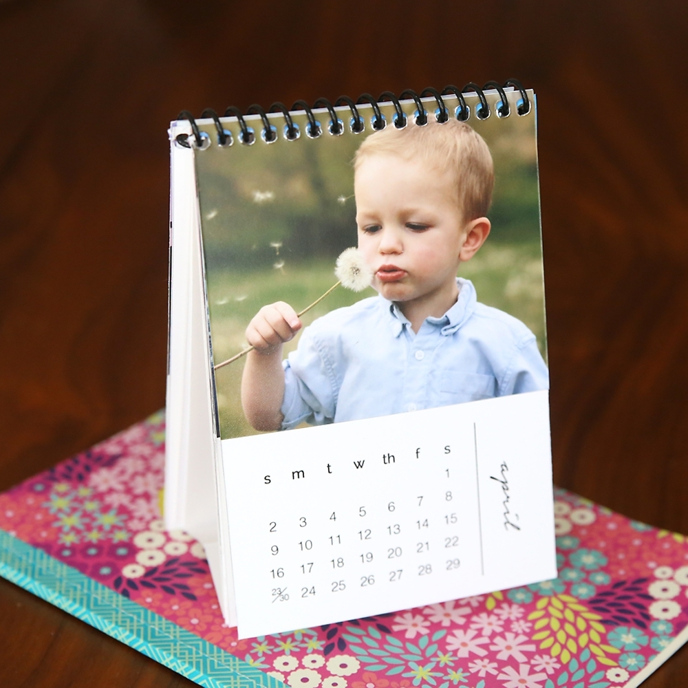 Make A Personalized 2020 Photo Calendar {Free Templates