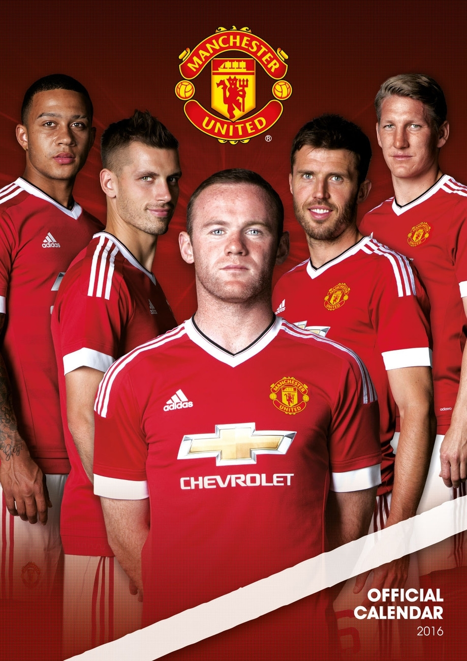 Manchester United Fc - Calendars 2020 On Ukposters/abposters