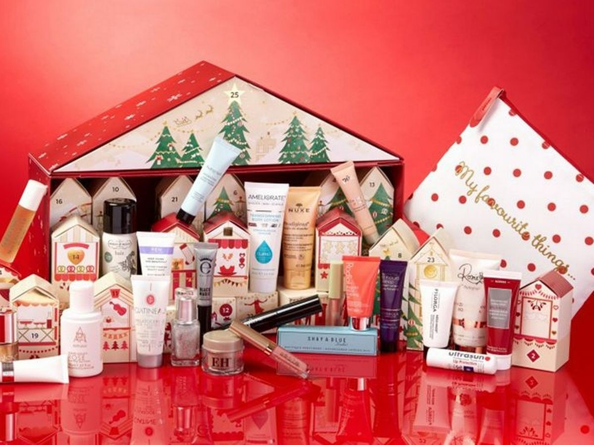 Marks And Spencer Beauty Advent Calendar 2017 - What's