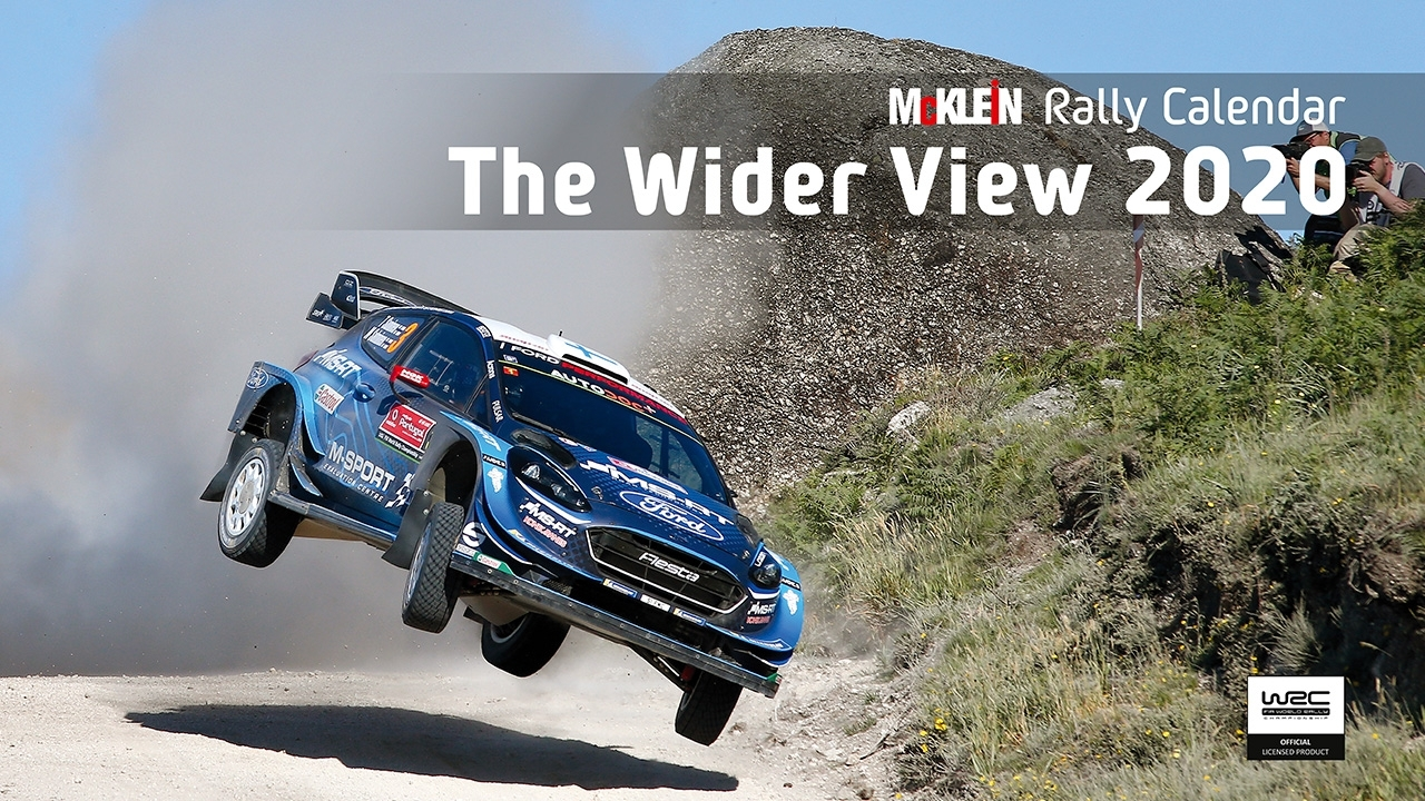 Mcklein - Rally Calendar 2020 - The Wider View
