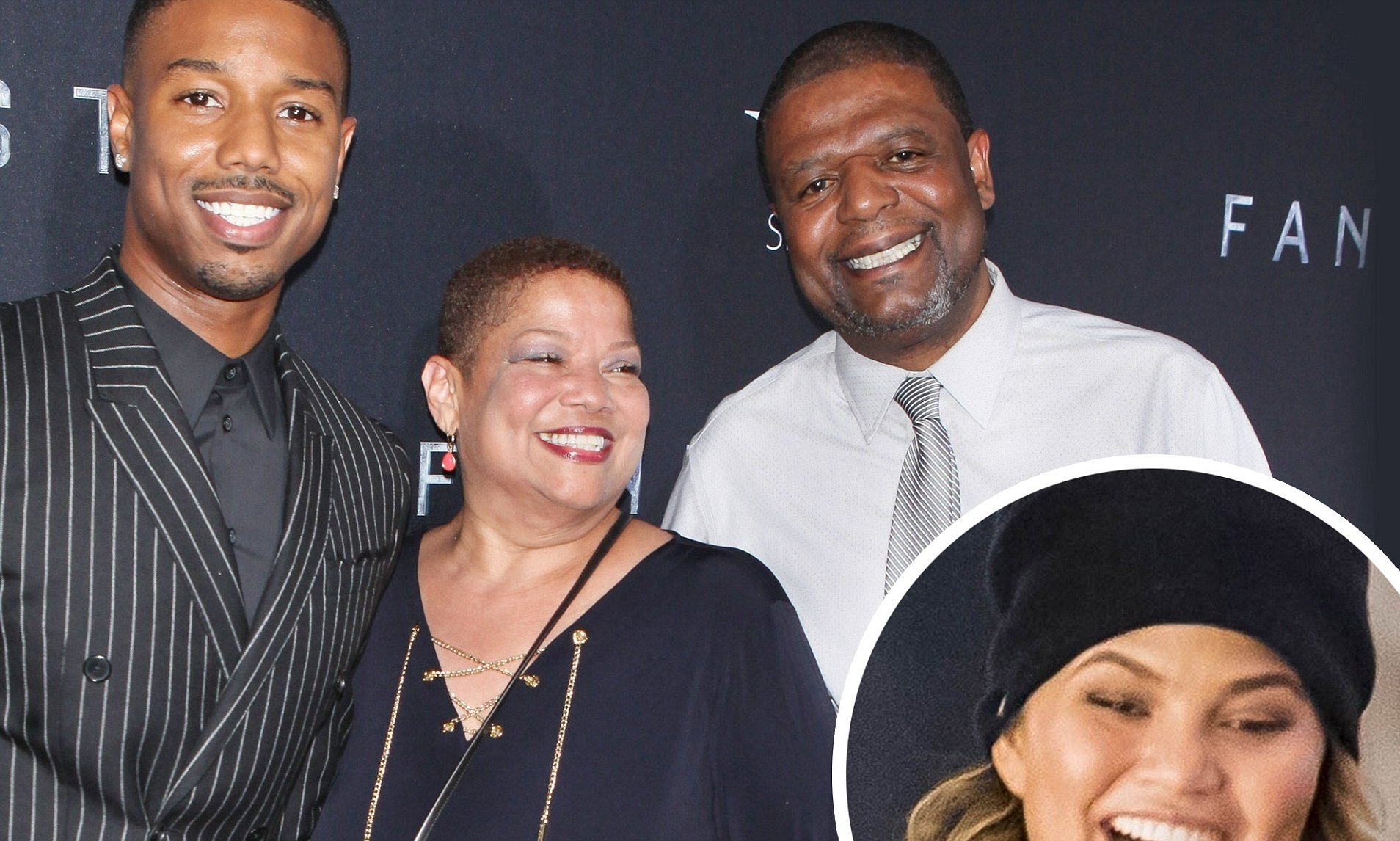 Michael B. Jordan Slams Hater Over Living With His Parents