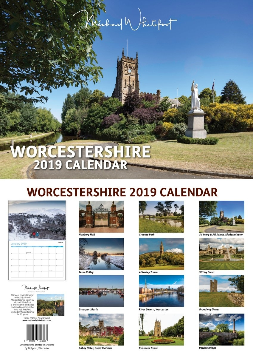 "Michael Whitefoot On Twitter: ""calendars Now Available In"