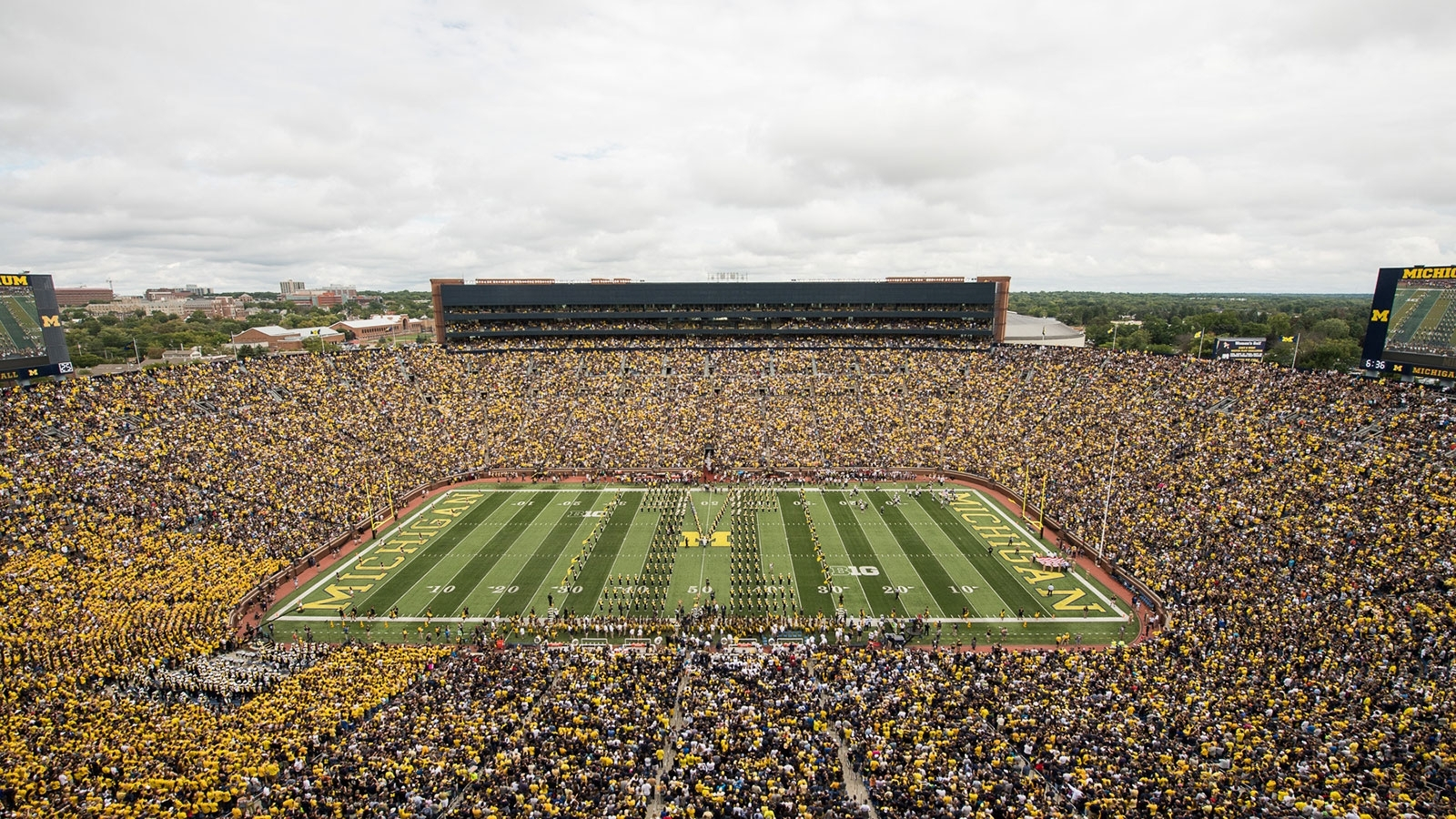 Michigan Announces Changes To 2020 And 2021 Football