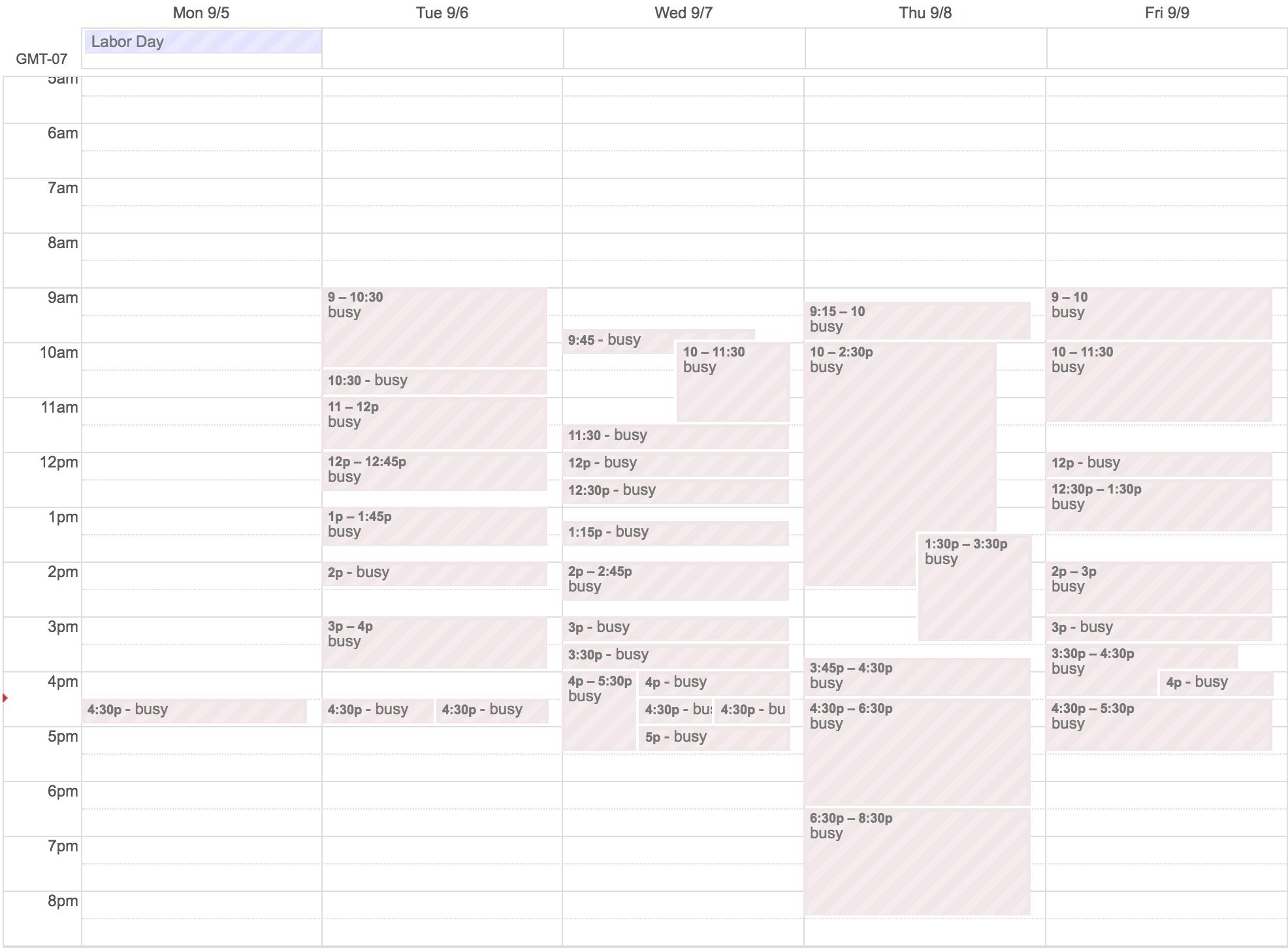 My New Calendar System - Sneakerheadvc