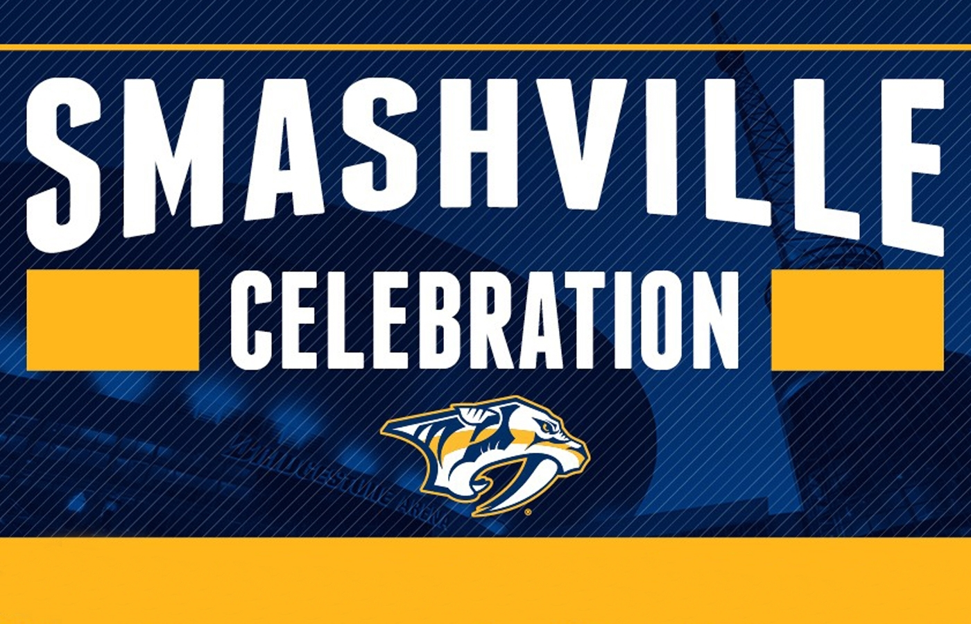 Nashville Predators Smashville Celebration - Nashville Fun