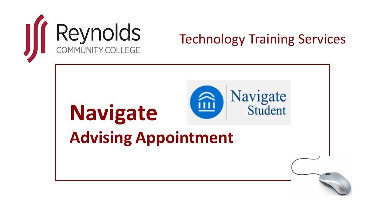 Navigate Tutorials | Reynolds Community College
