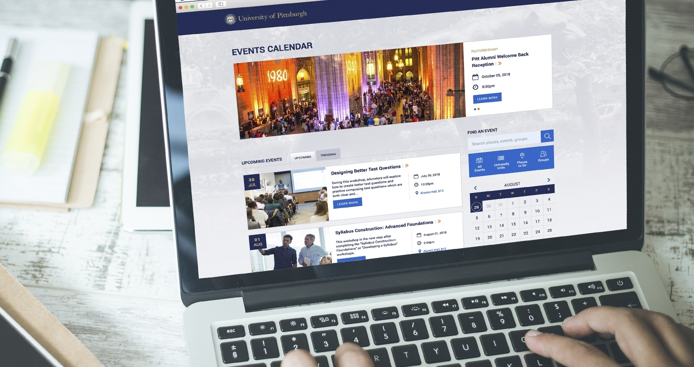 New University Calendar Launches, Features Personalized