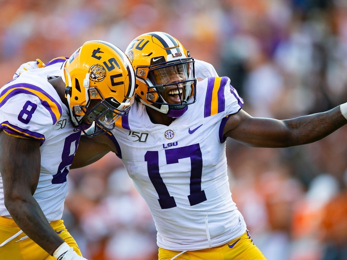 No. 4 Lsu Named National Team Of The Weekfwaa