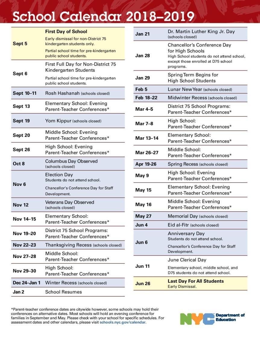 3 Year Calendar Nyc | Month Calendar Printable