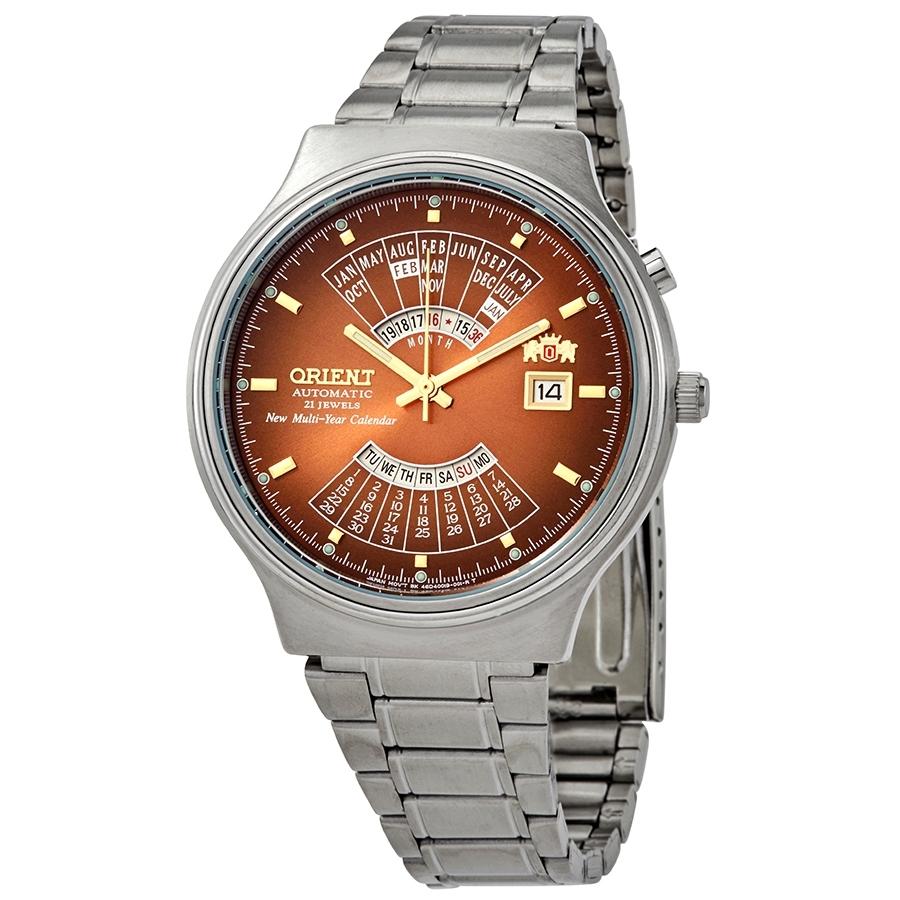 Orient Feu00002Pw Multi Year Calendar Mens Automatic Watch