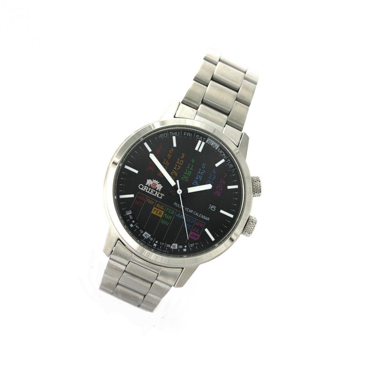 Orient Watch Multi Year Calendar Automatic Men's Watch Tag Date Month  Fer2L003B0