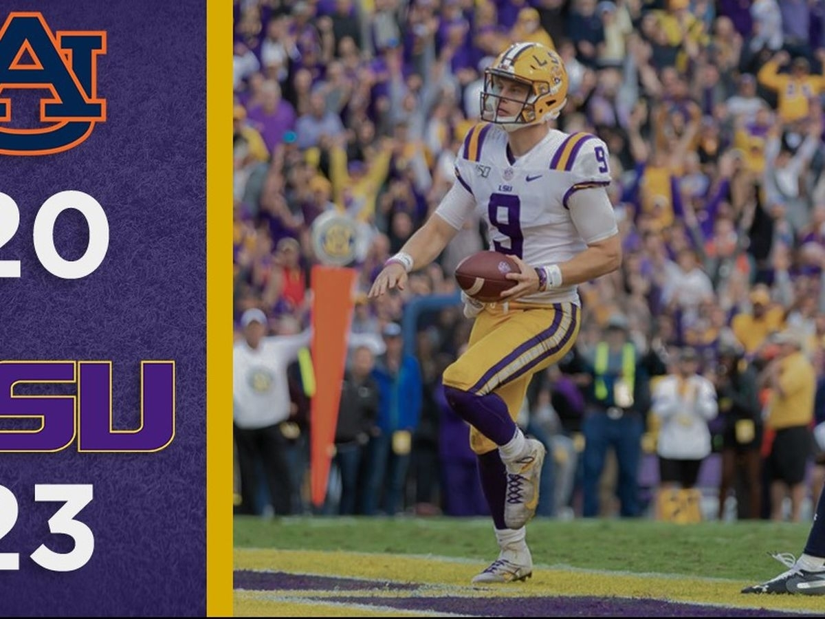 Overtime Podcast #94 - Lsu Survives Auburn To Stay Perfect