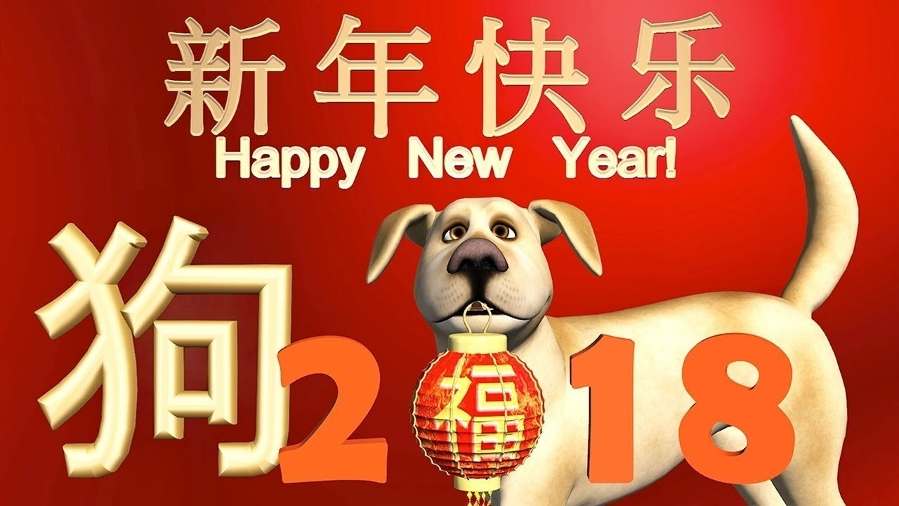 Paul' Web Logs: Chinese New Year Of The Dog 2018 - 4716