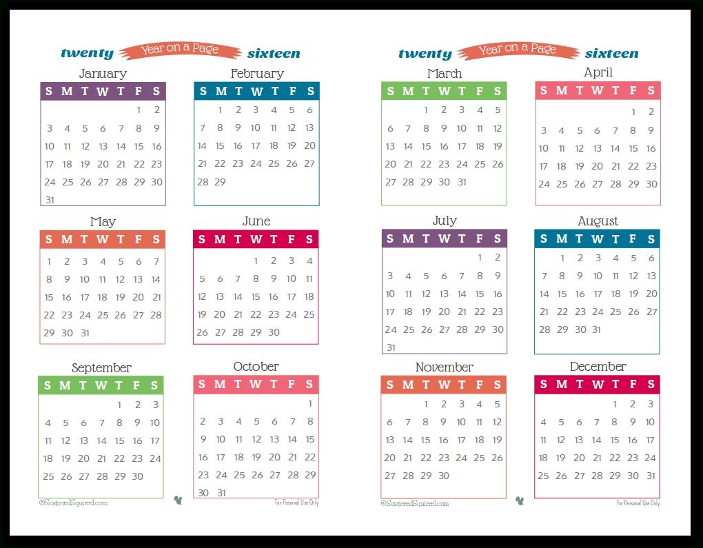 Personal Planner - Free Printables | Printable Planner