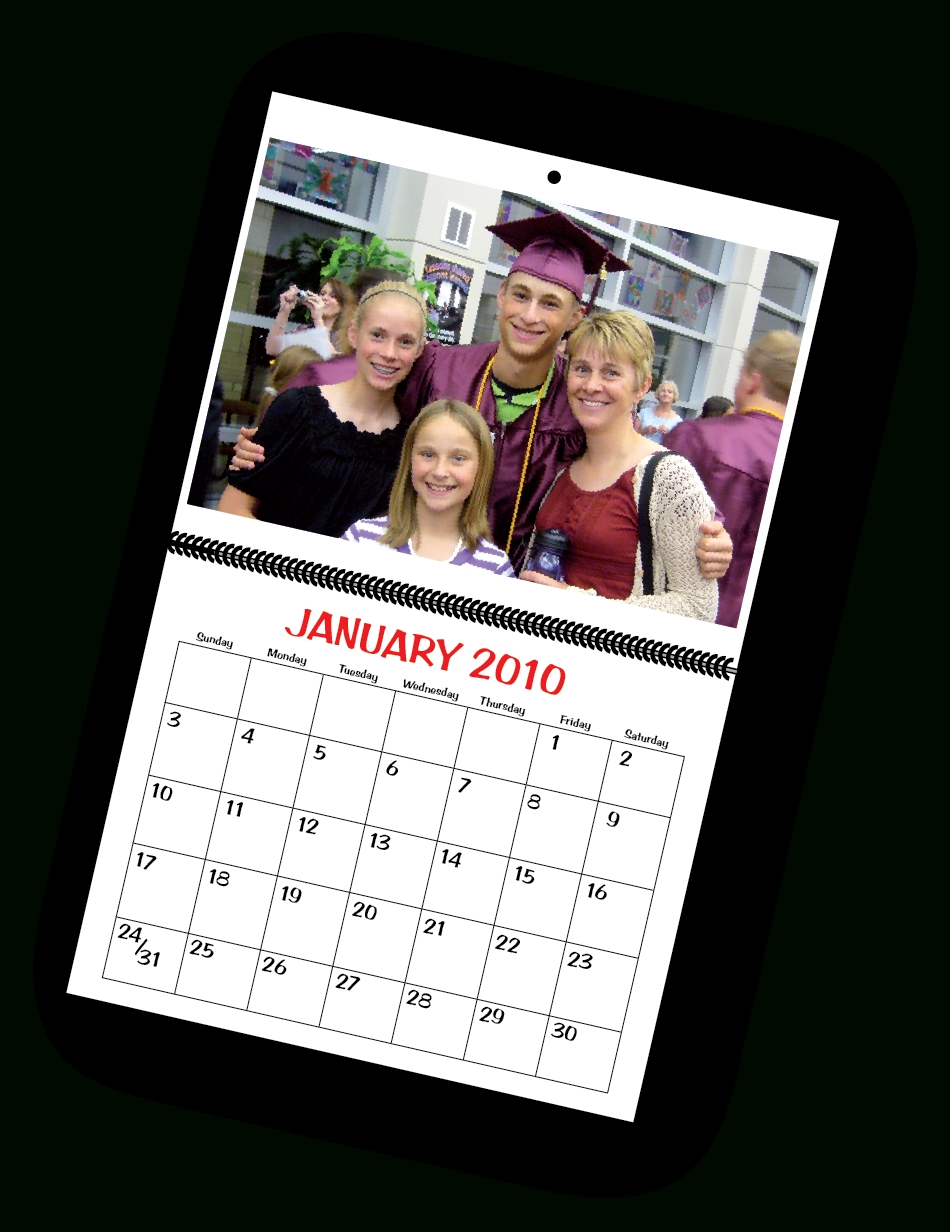 Personalized Custom Calendars - Rapids Reproductions