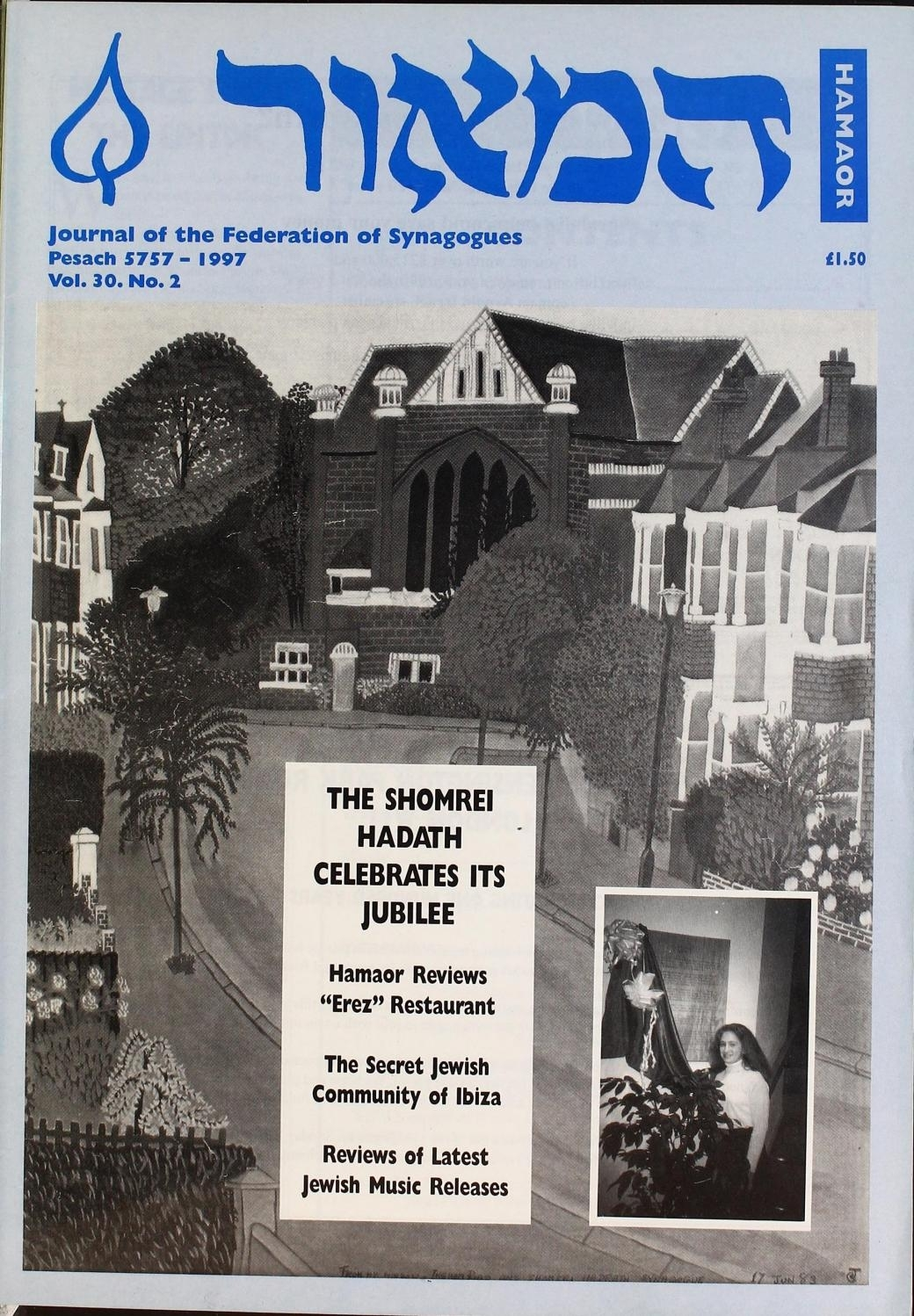 Pesach 1997Federation Of Synagogues - Issuu