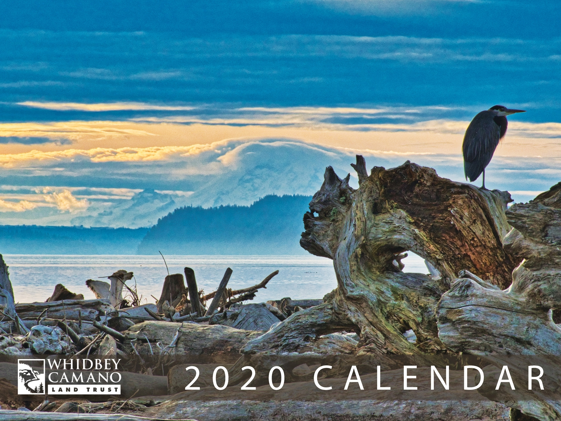 Photo Calendar - Whidbey Camano Land Trust