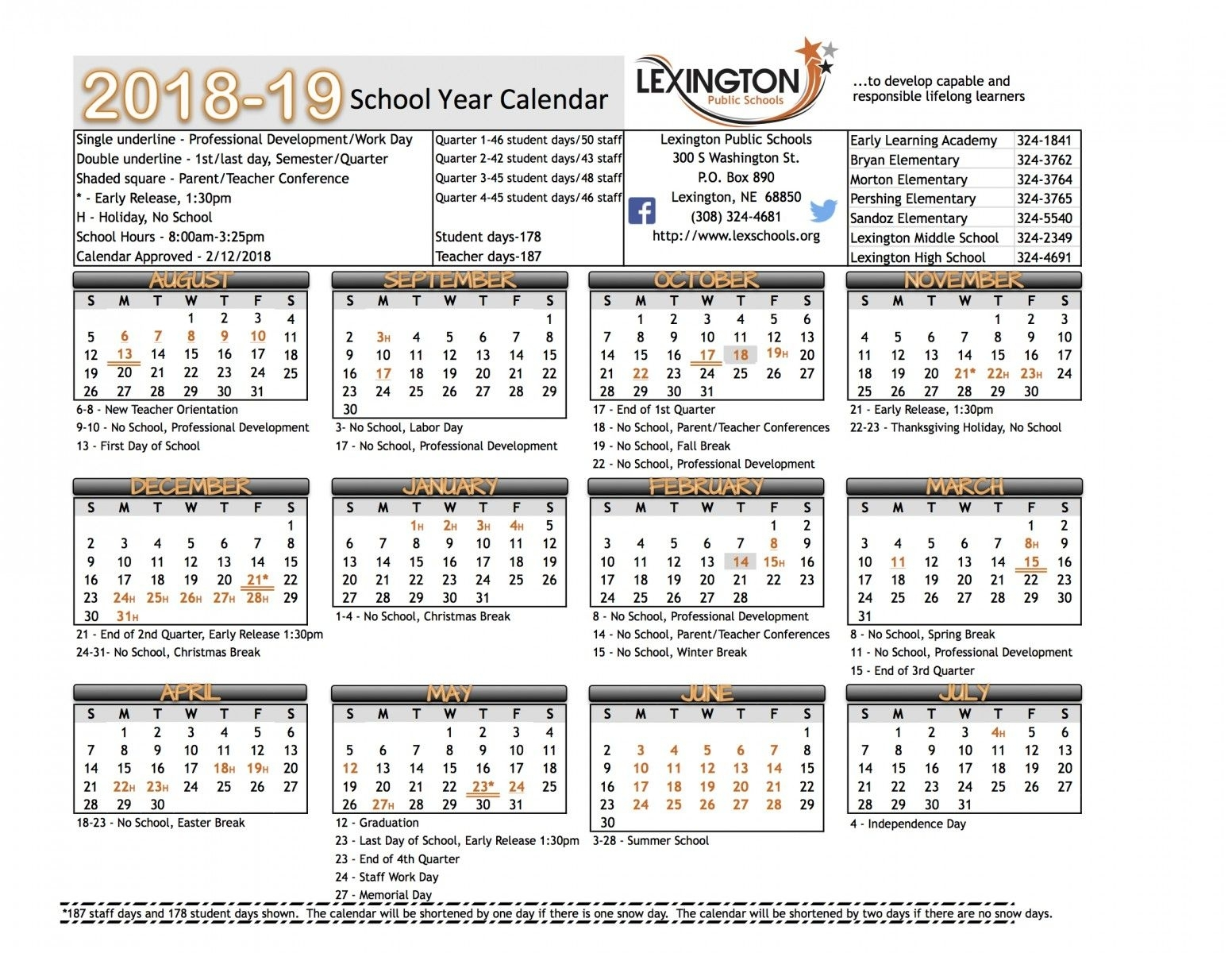 Pincalendar On Academic Calendar In 2019 | Academic